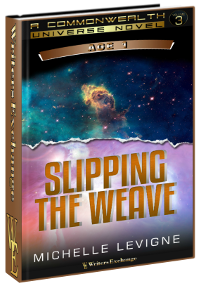 Slipping the Weave 3d cover