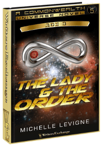 The Lady and the Order 3d cover