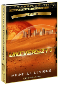 University 3d cover