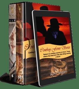 Cowboy Fever Series boxed set