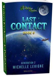 Generation 2: Book 6: Last Contact 3d cover