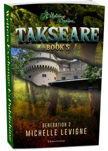 Wildvine Series, Generation 2: Book 5: Taksearhe 3d cover