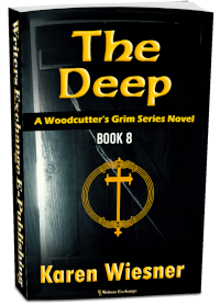 Woodcutter's Grim Series, Book 8: The Deep 3d cover 200
