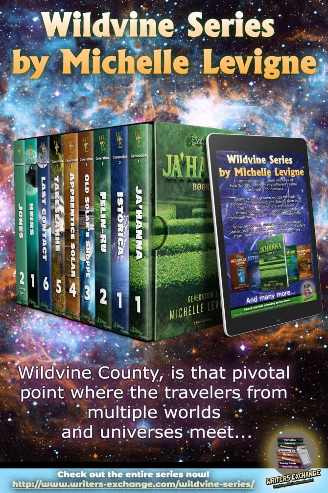 Wildvine Boxed Set Promo