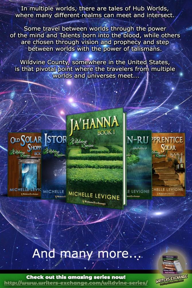 Wildvine Series Blurb