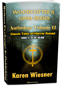 Woodcutter's Grim Series, Volume II {Classic Tales of Horror Retold} (Books 4-7) 3d cover 200