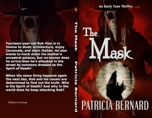 The Mask Print cover