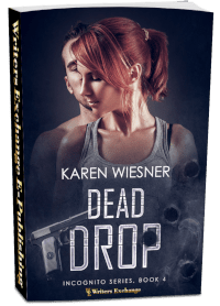 Incognito Series, Book 4: Dead Drop 3d cover