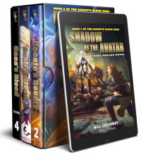 Savant's Blood Saga Boxed Set