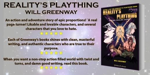 A Ring Realms Novel: Reality's Plaything Saga Book 1: Reality's Plaything Book Reviews