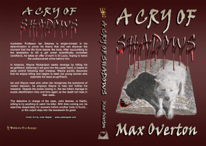 A Cry of Shadows Print Cover
