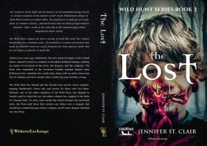 The Lost Print Cover