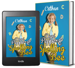Dani Pepper and the Spelling Bee 2 covers