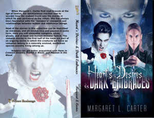 Heart's Desires and Dark Embraces Print cover