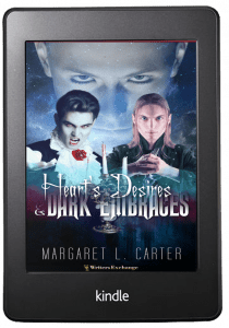 Heart's Desires and Dark Embraces Kindle cover