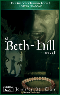 A Beth-Hill Novel: The Shadows Trilogy, Book 2: Lost In Shadows 200