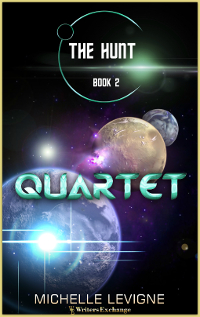 The Hunt Series, Book 2: Quartet