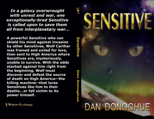 Sensitive Print cover
