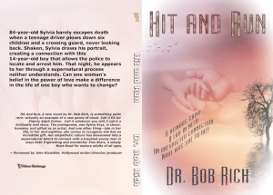 Hit and Run Print cover