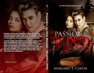 Passion in the Blood Print cover