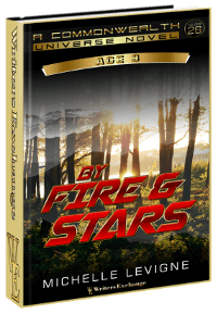By Fire and Stars 3d cover