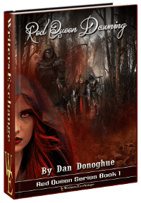 Red Queen Dawning 3d cover