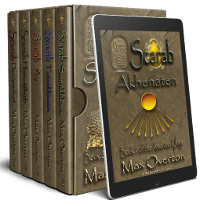 The Armanan Kings Series by Max Overton