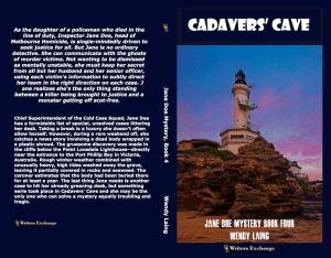 Cadaver's Cave Print cover