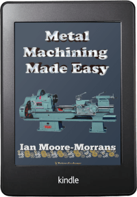 Metal Machining Made Easy Kindle cover