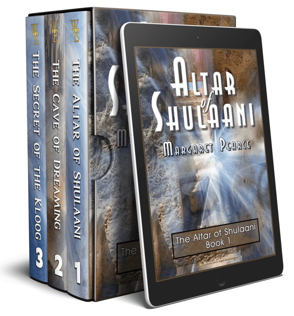 The Altar of Shulaani boxed set