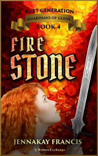 Guardians of Glede: Next Generation Book 4: Fire Stone
