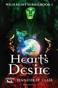 A Beth-Hill Novel: Wild Hunt Series, Book 1: Heart's Desire
