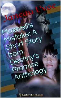 Destiny's Promise, Short Story, 3: Maxwell's Promise