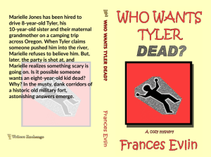 Who Wants Tyler Dead? Print cover