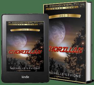 Chorillan covers