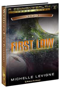 First Law 3d cover