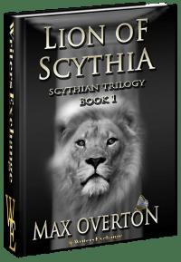 Lion of Scythia 3d cover