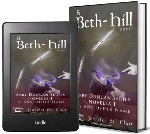 A Beth-Hill Novel: The Abby Duncan Series, Novella 1: By Any Other Name 2 covers