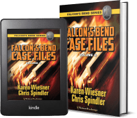 Falcon's Bend Case Files, Volume II covers