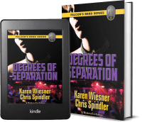 Falcon's Bend Series, Book 1: Degrees of Separation covers