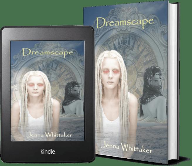 Dreamscape 2 covers