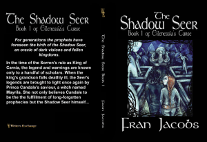 The Shadow Seer print cover