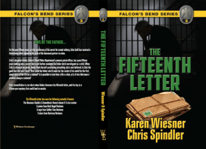 Falcon's Bend Series, Book 3: The Fifteenth Letter print cover
