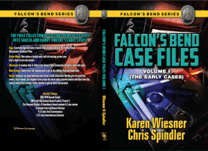 Falcon's Bend Case Files, Volume I (The Early Cases) Print cover