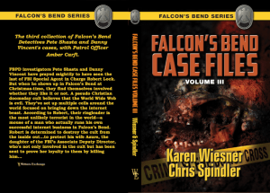 Falcon's Bend Case Files 3 Print cover