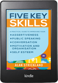 Five Key Skills Kindle cover