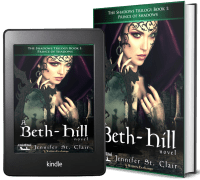A Beth-Hill Novel: The Shadows Trilogy, Book 1: Prince of Shadows 2 covers