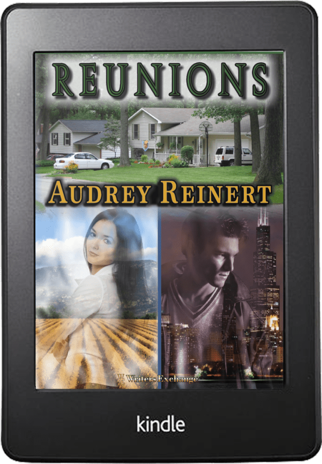 Reunions Kindle cover