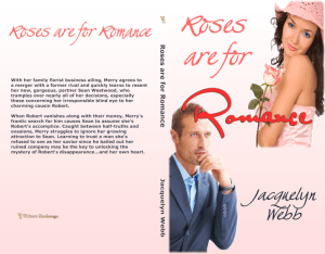 Roses are for Romance Print Cover