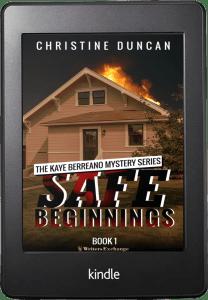 Safe Beginnings Kindle cover